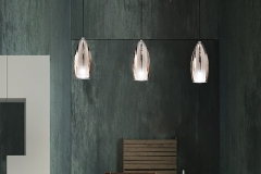 Cangini_e_Tucci.flute_.blown_.glass_.living.lamp_.design.wall_.ceiling.track_.light-2